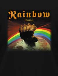 CLASSICS OF ROCK - RAINBOW RISING