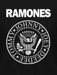 CLASSICS OF ROCK - LOGO RAMONES