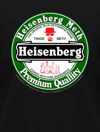 BREAKING BAD - HEISENBERG LOGO VERSI...