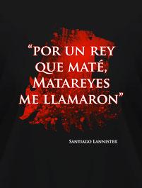 JUEGO DE TRONOS, SANTIAGO LANNISTER ...