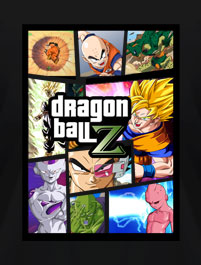DRAGON BALL GTA
