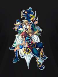 PERSONAJES KINGDOM HEARTS