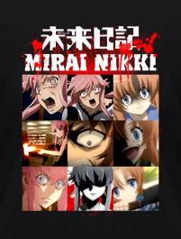 MIRAI NIKKI FACES