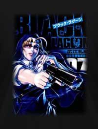 BLACK LAGOON Nº7