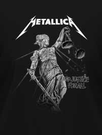 CLASSICS OF ROCK - METALLICA AND JUS...