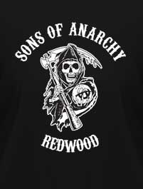 SONS OF ANARCHY REDWOOD