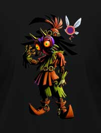 SKULL KID LEGEND OF ZELDA