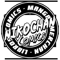 Logo Nikochan Comics